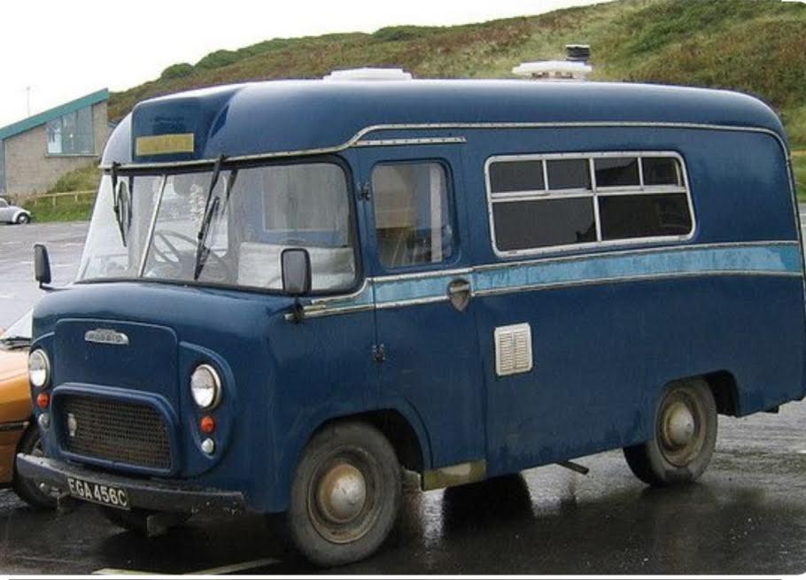 El autobús azul